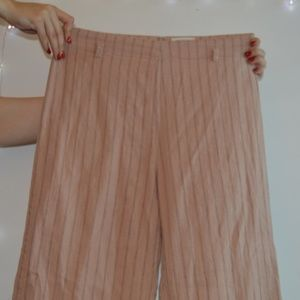 UO Pink Striped Pants
